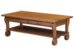 Hampton Collection Coffee Table