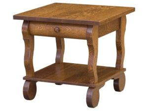 Hampton Collection End Table