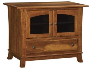 Hampton Two Door, One Drawer Plasma Stand