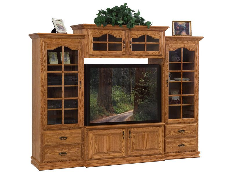 Heritage 4-Piece Wall Unit
