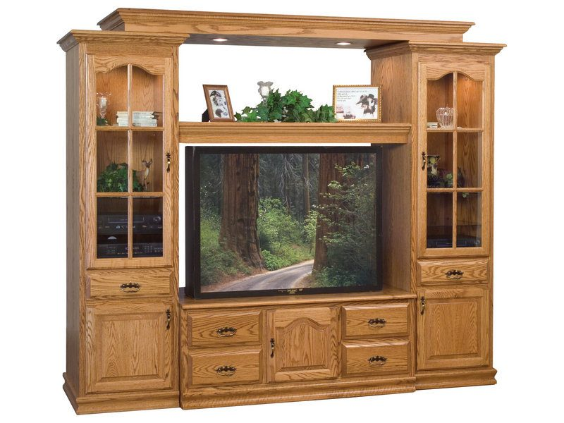 Heritage TV Wall Unit