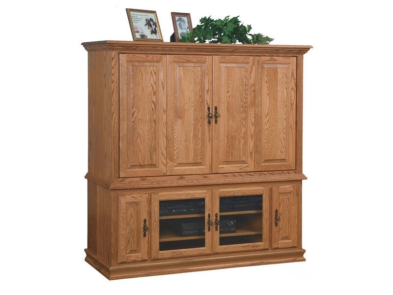 Heritage Two-Piece TV Cabinet