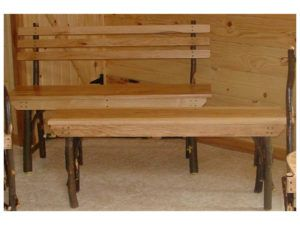 Hickory Bench
