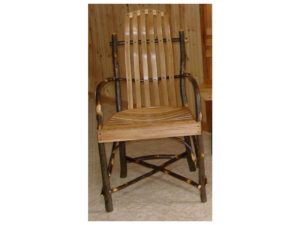 Hickory Captain's Table Chair