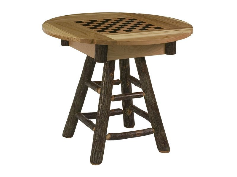 Hickory Country Delight Game Table