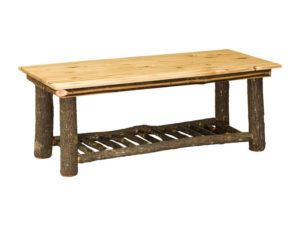Hickory Hilltop Collection Coffee Table