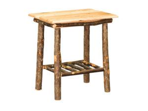 Hickory Hilltop Collection End Table