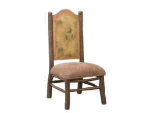Hickory Hoosier Side Chair with Fabric