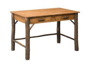Hickory Lincoln Desk