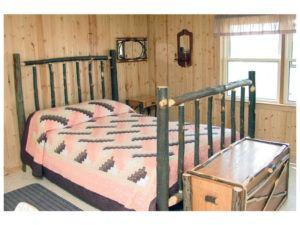Hickory Lumberjack Bed