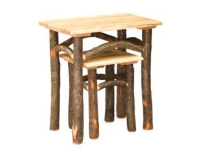Hickory Nesting Tables