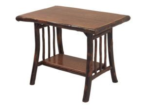 Hickory Noble Collection Library Table