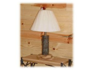 Hickory Table Lamp