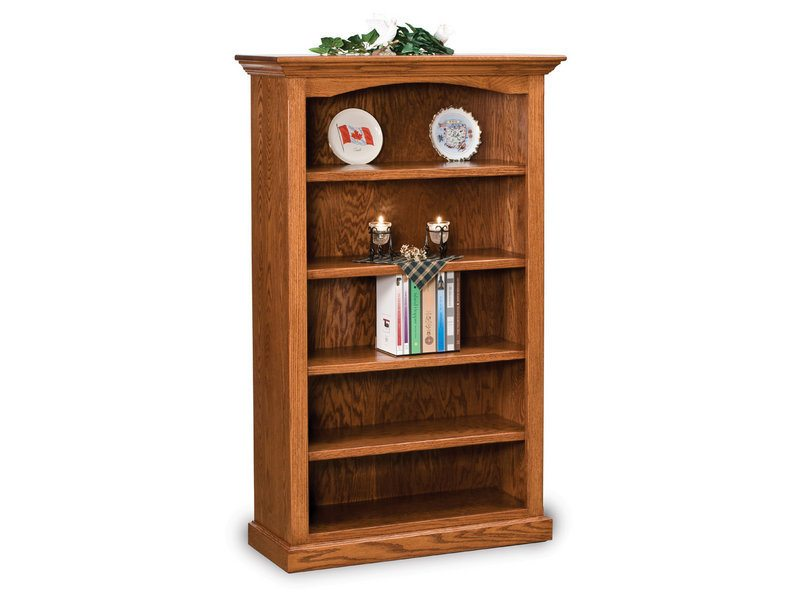 Hoosier Heritage Four Shelf Bookcase
