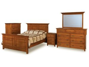 Kingston Prairie Bedroom Set