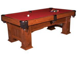 Landmark Mission Pool Table