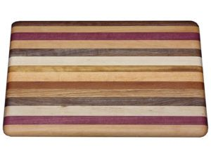 Large Exotic Cutting Board