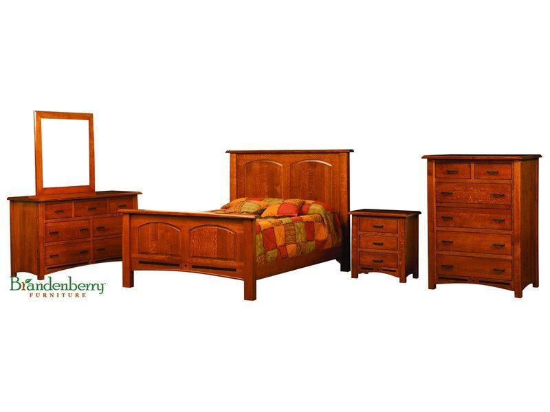 Lavega 4-Piece Bedroom Set