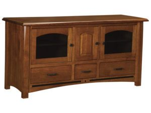 Lavega Three Door, Three Drawer Plasma Stand