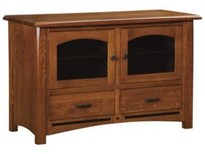 Lavega Two Door, Two Drawer Plasma Stand