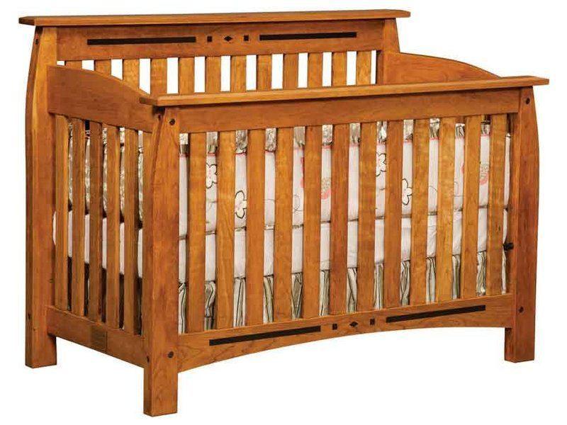 Lindbergh Convertible Crib