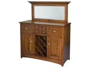 Lisa Wine Cabinet