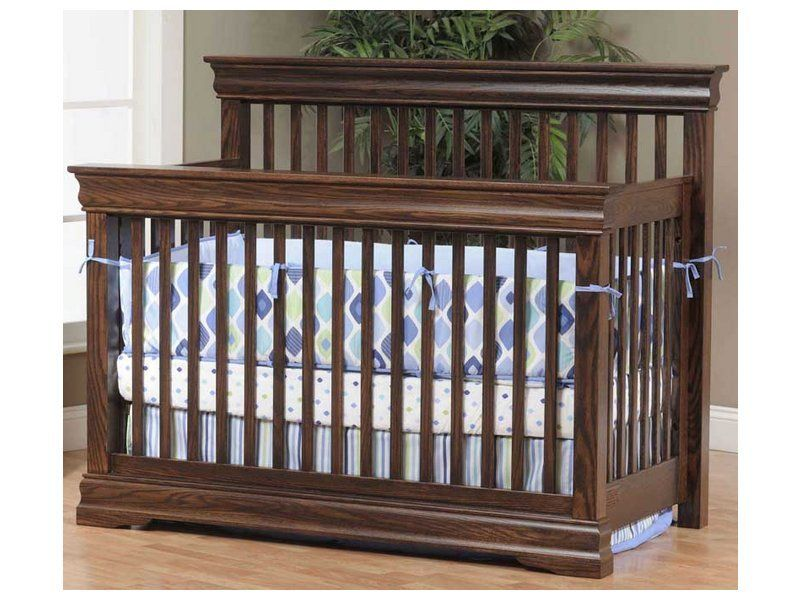 Louis Phillippe Convertible Crib