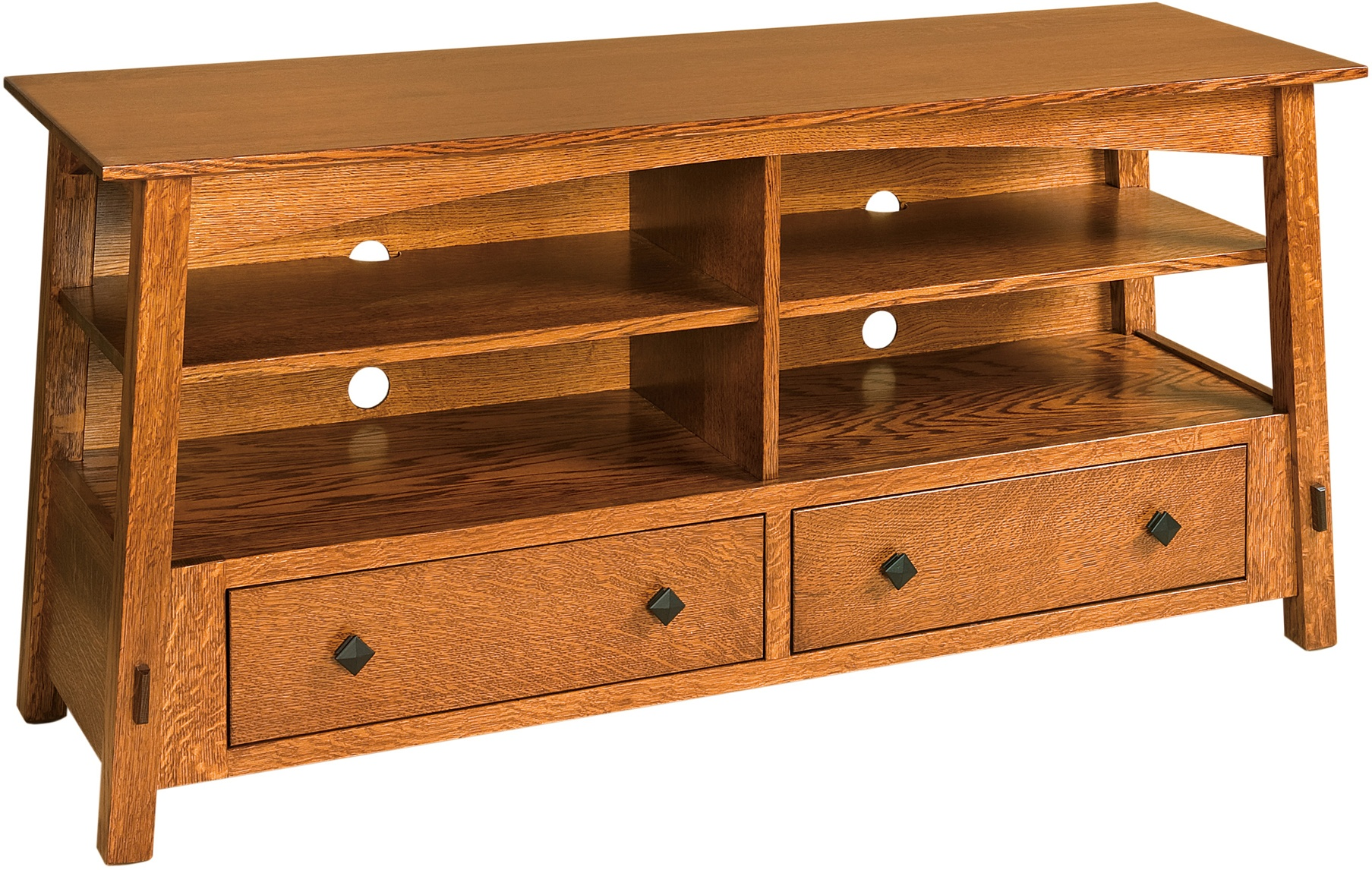 McCoy Open TV Cabinet Collection