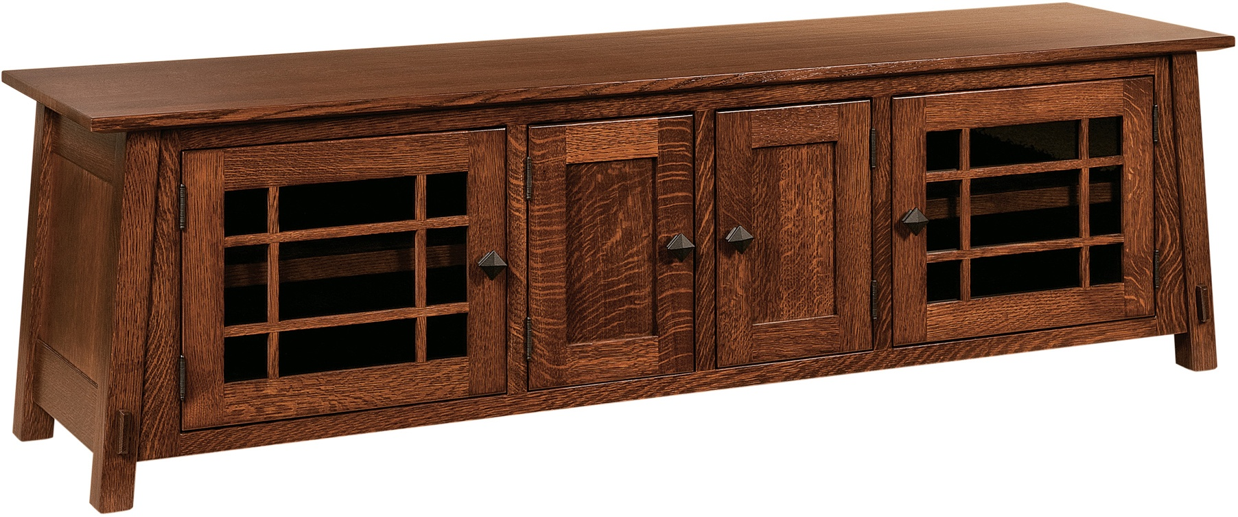 McCoy Shorter TV Cabinet Collection