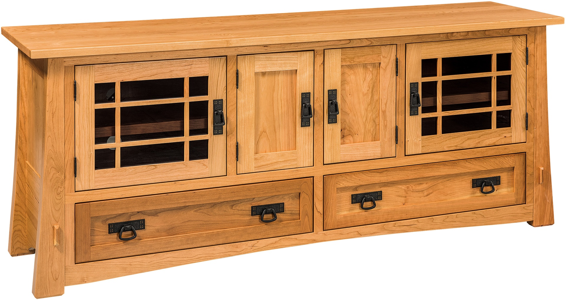 Modesto TV Cabinet Collection with Drawers