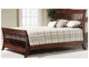 Manhattan Children's Slat Bed