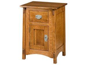 McCoy One Drawer, One Door Nightstand