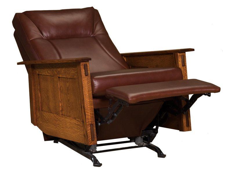 Amish Mccoy Rocker Recliner Brandenberry Amish Furniture