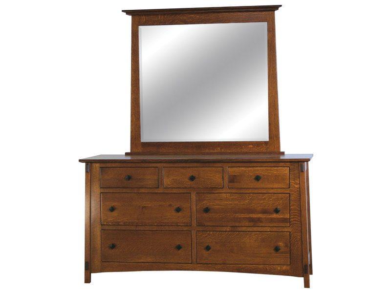 McCoy Seven Drawer Dresser