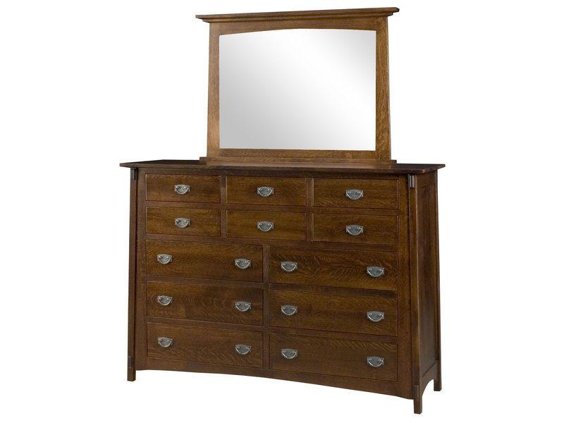 McCoy Twelve Drawer Dresser