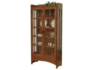 Midway Mission Curio Cabinet