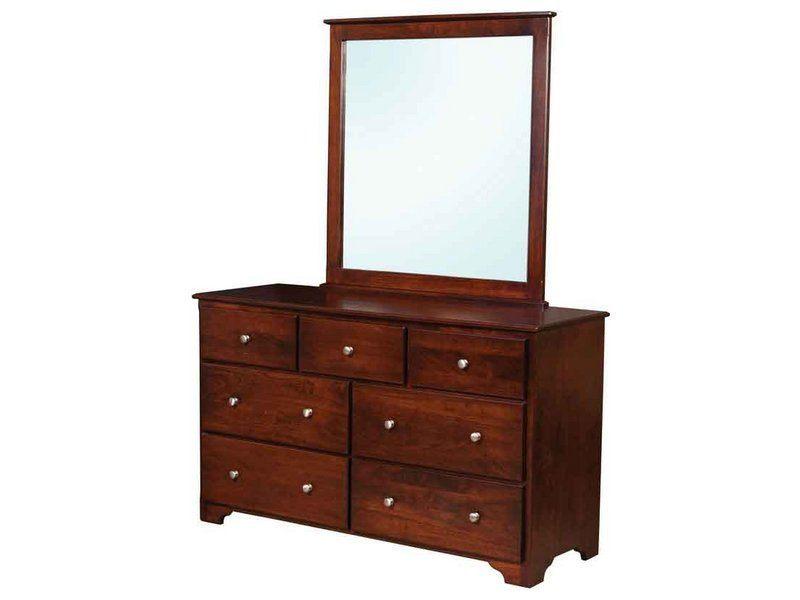 Millerton Dresser with Mirror