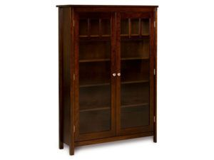 Mission Single Bookcase