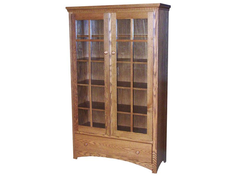 Bookcases | Amish Furniture by Brandenberry Amish Furniture
