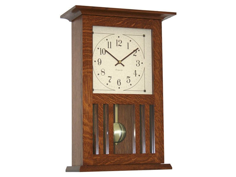 Mission Wall Clock