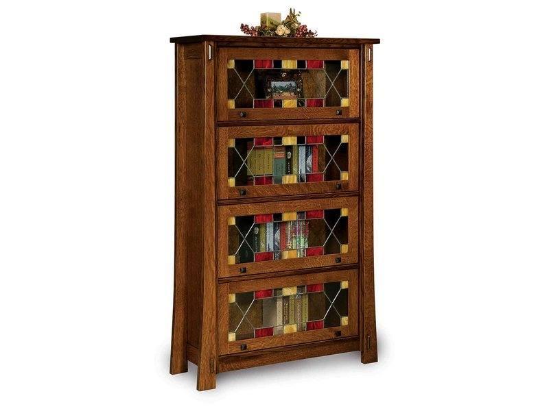 Modesto Barrister Bookcase