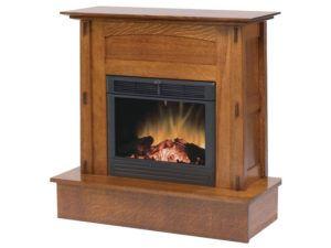 Modesto Fireplace