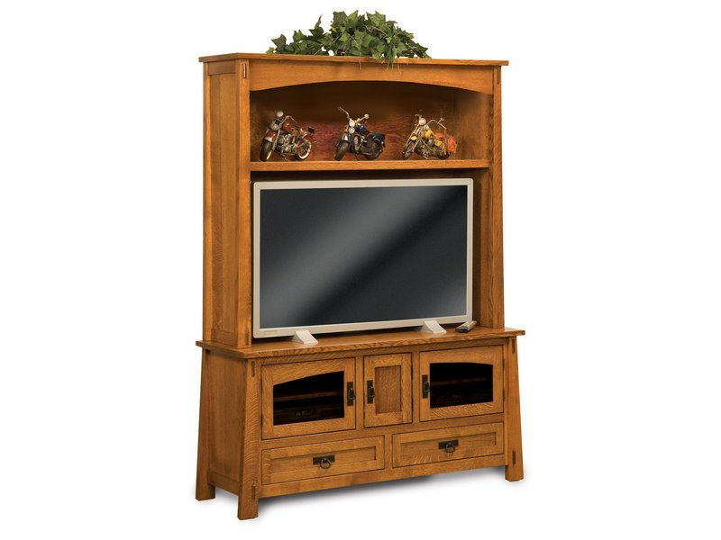 Modesto Two-Piece LCD Cabinet