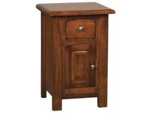 Mondovi One Drawer, One Door Nightstand