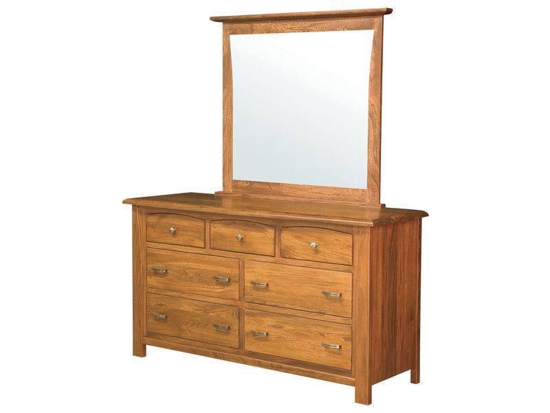 Mondovi Seven Drawer Dresser