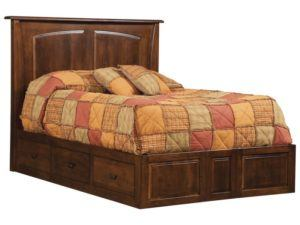 Mondovi Storage Bed