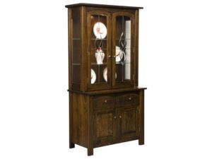 Mondovi Two Door Hutch