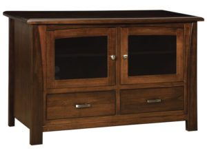 Mondovi Two Door, Two Drawers Plasma Stand