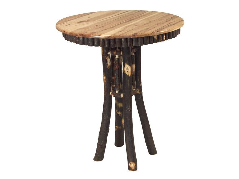 Noble Collection Hickory Pub Table