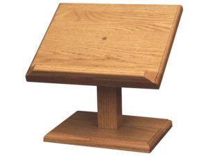Oak Cookbook-Bible Stand